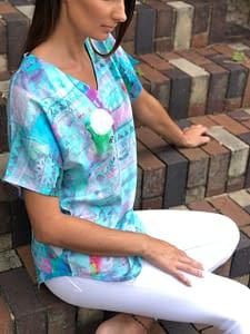 short sleeve summer top